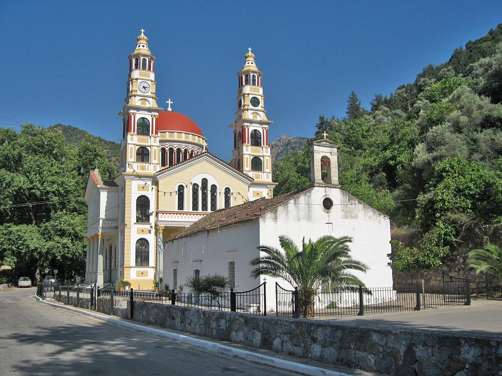 Kirken i Méskla.