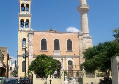 Chania, Agios Nikolaos kirken