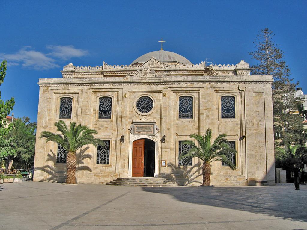 Agios Titos i Heráklion.