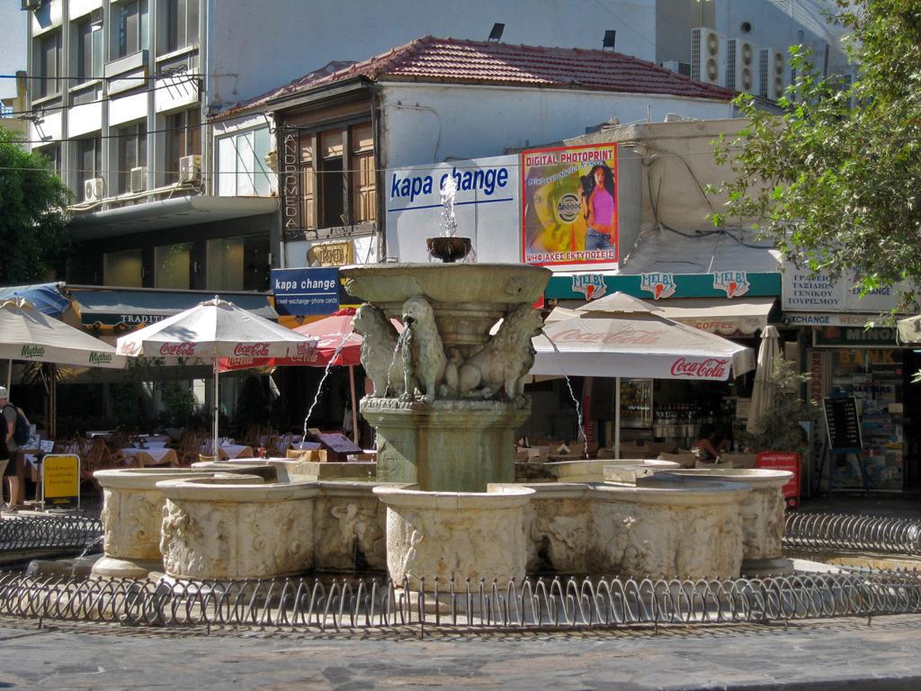 Heraklion, Morosini-brønden