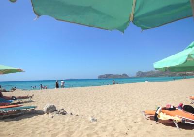 Falasarna strand