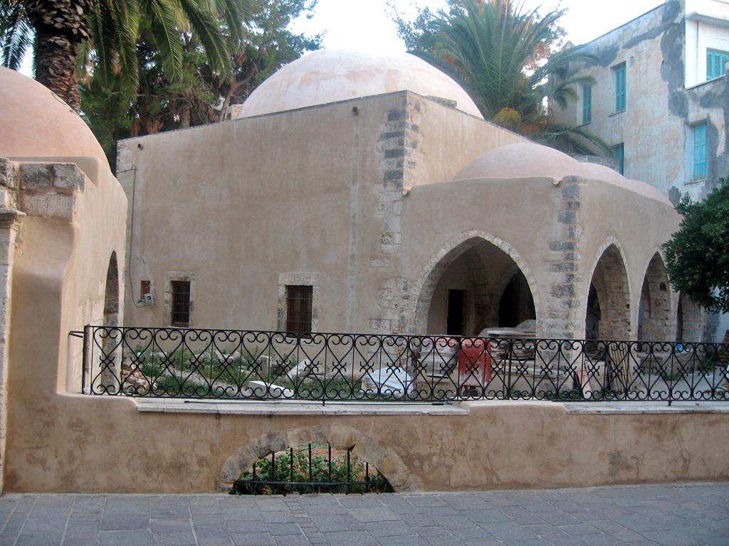 Kara Musa Pasha Moskeen, Rethymnon