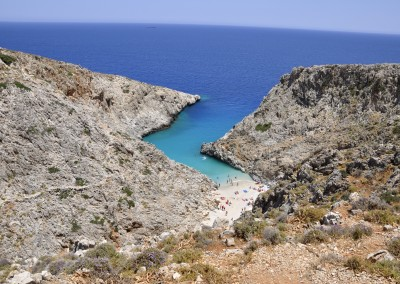 Seitan Limania - Stefanou beach