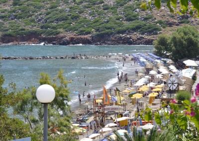 Balí, stranden uden for byen 2015