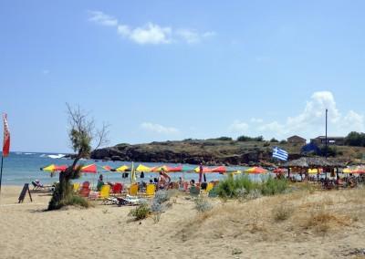 Iguana Beach Agii Apostoli 2015
