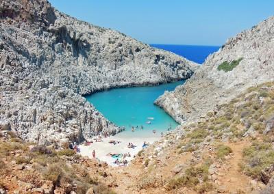 Seitan Limani - Stefanou beach